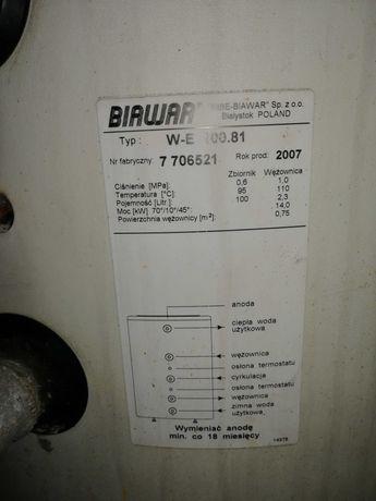 Boiler, podgrzewacz wody, zasobnik ciepłei wody.
