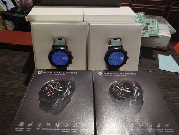 Amazfit Stratos Smart Watch 2, умые часы аналог Garmin, Apple Watch