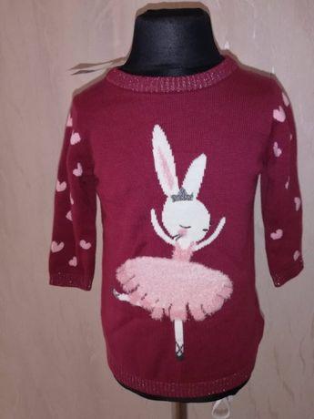 śliczny sweterek , guziczki