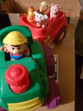 Traktorek muzyczny Smiki