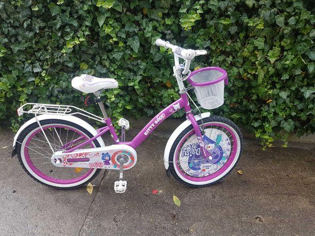Rower  dla dziewczynki 20 cali