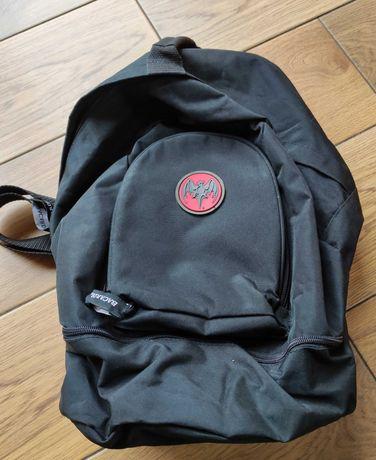 Czarny plecak Bacardi