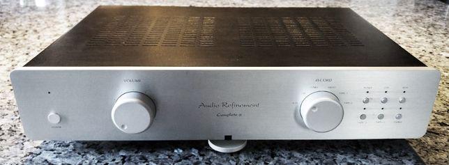 Усилитель YBA Audio Refinement Complete с кабелями Siltech NewYork Mxt