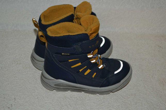 зимние термо ботинки Superfit gore tex 17.7 см 27 размер