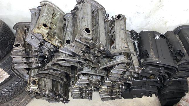 Кришка клапанів ланос 16 клап алюмінєва комплектна з болтами