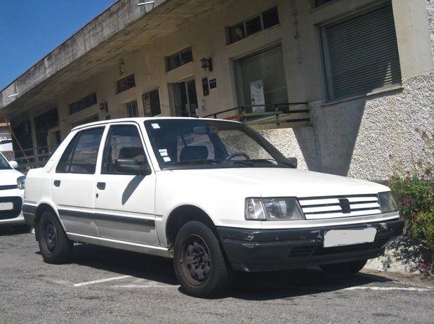 Авторазборка Peugeot 309 II (1990 г.в.) разборка