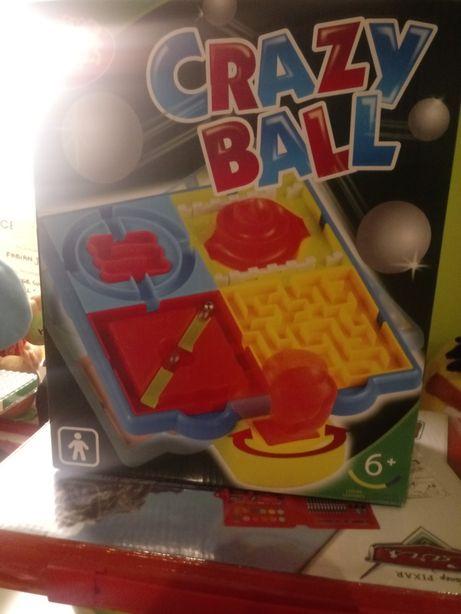 Crazy Ball gra