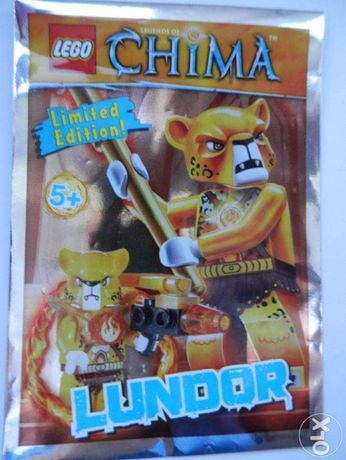Lego Chima, Lundor, Limited Edition!