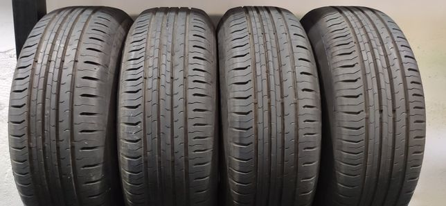"""Резина R-16 215/65 """"Continental"""" (Франция) шины диски колеса"""