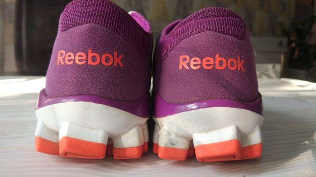 Reebok realflex женские кроссовки, оригинал, для спорта и бега 38р.