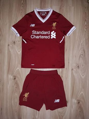 Strój New Balance S 122 Liverpool komplet koszulka