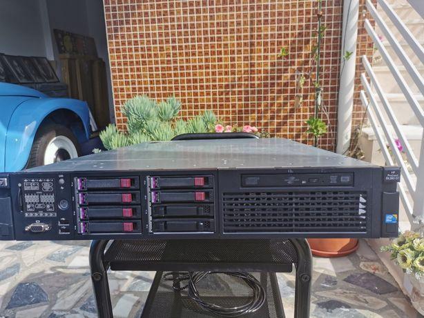 Servidor / Server 2U HP Proliant DL380 Gen7 2x Intel Xeon X5650