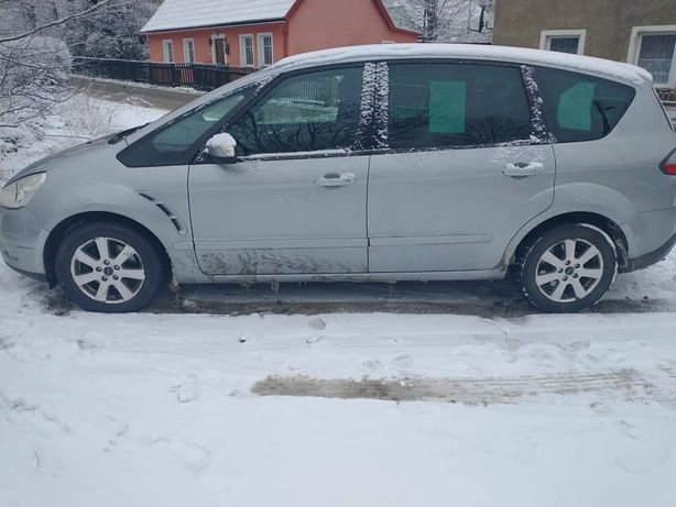 Ford s-max 2006 5 osobowy