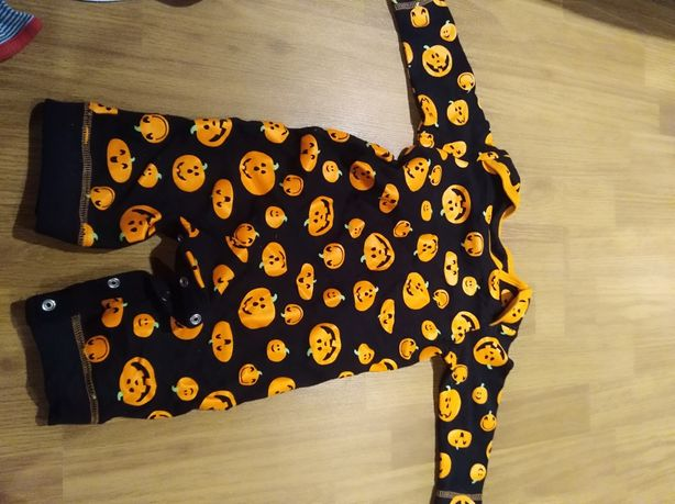 Ромпер для Хеллоуина