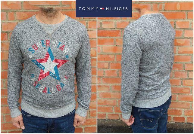 tommy hilfiger кофта свитшот M оригинал - идеал