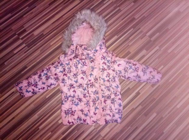 Демисезонная курточка лупилу