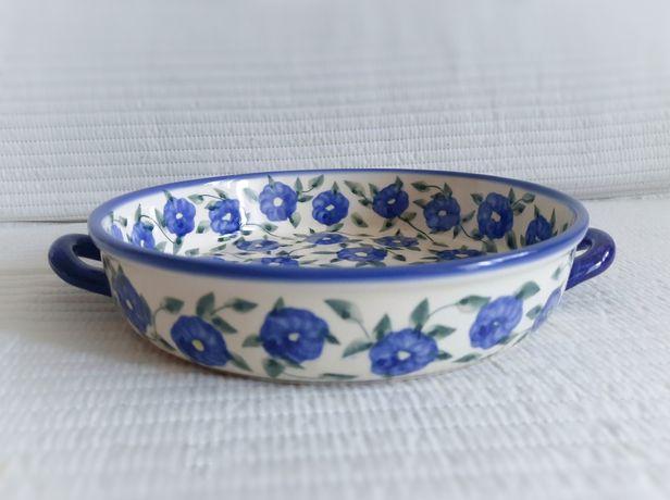 Nowy duży zapiek ceramika bolesławiecka