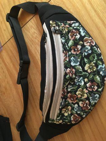 Nerka torebka na pas