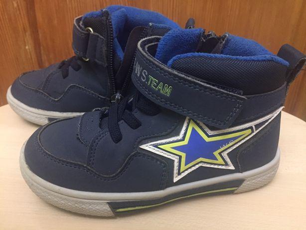 Ботинки демисезонные 25р 15,5 см.