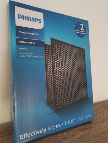 Philips Filtr węglowy FY6171 do oczyszczacza powietrza