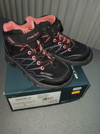 Buty Martes sport jesień zima trekingowe r. 31 jak nowe