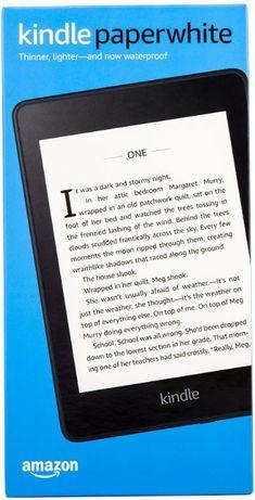 Amazon Kindle Paperwhite 10th электронная книга. Новая