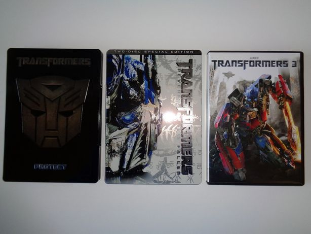 Trilogia Transformers