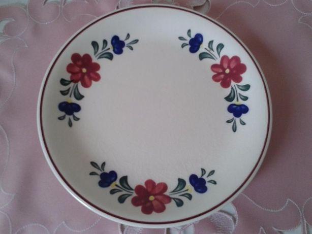 talerz ceramiczny Bouquet Handpaintel