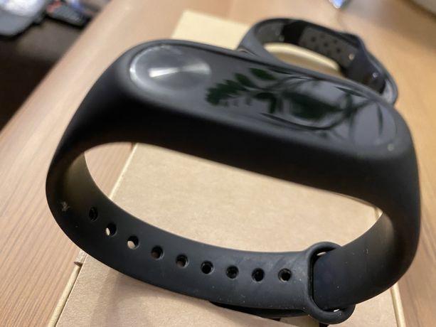 Xiaomi Mi Band 2 krokomierz tętno wyświetlacz OLeD