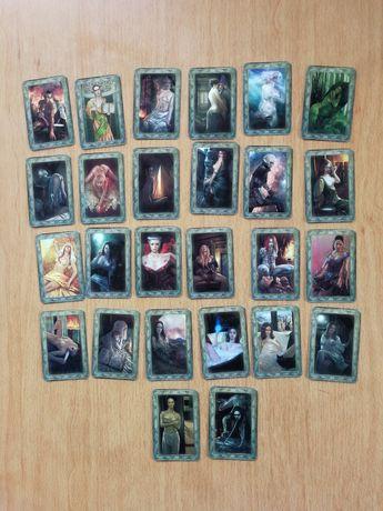 Wiedźmin 1 karty z gry
