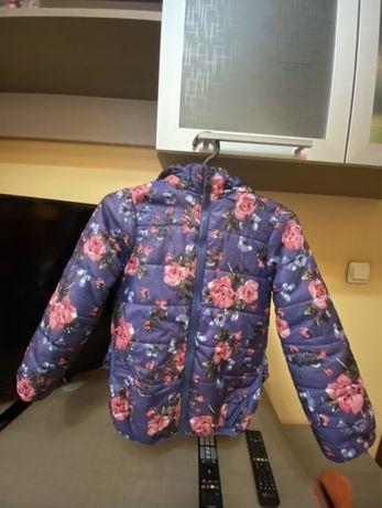 Дівоча весняна курточка 12-13 років