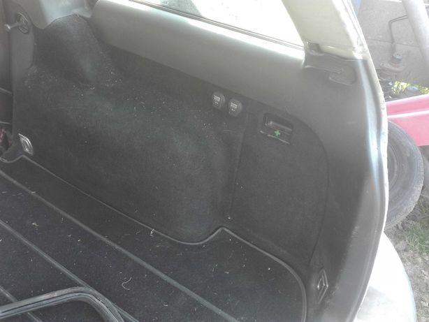 Tapicerka bagażnika, volkswagen passat b5 fl
