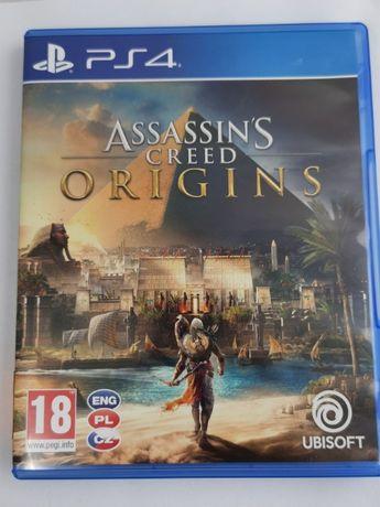 Gra Assassin's Creed: ORIGINS PS4 PL   Plus Lombard Grottgera