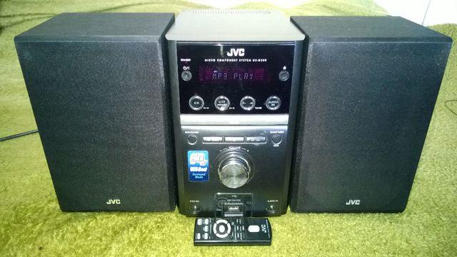 Wieża JVC UX-G300 Gwarancja