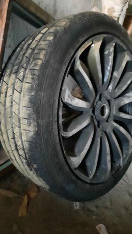 Новое колесо land rover continental