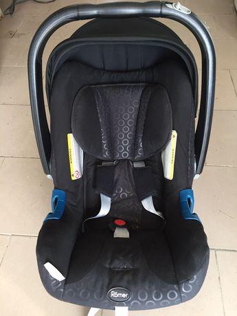 Britax-Romer Baby-Sofe plus || ISOFIX