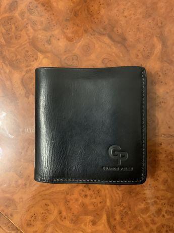 Продам кожаный кошелек GP