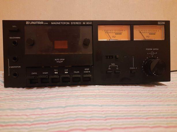 Magnetofon Unitra M 8041