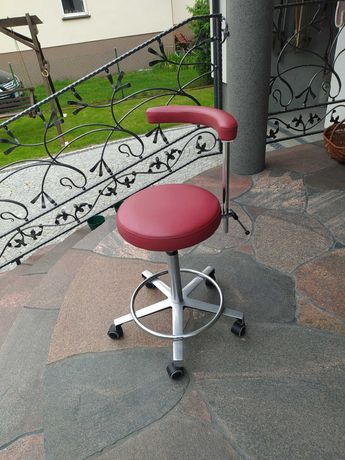 Fotel, fotelik ,taboret ,krzesło ,lekarskie  lekarski,medyczny