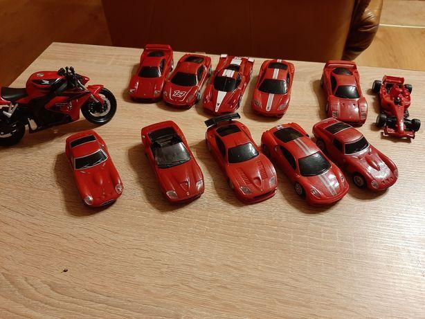 Samochody ferrari zabawki