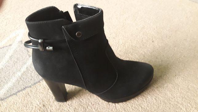 Botki buty damskie rozm 39
