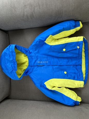 Куртка зима, осень еврозима lupilu 92