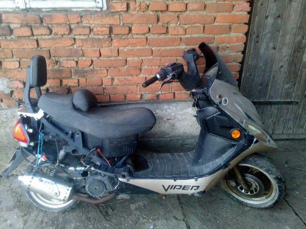 Скутер вайпер ф150