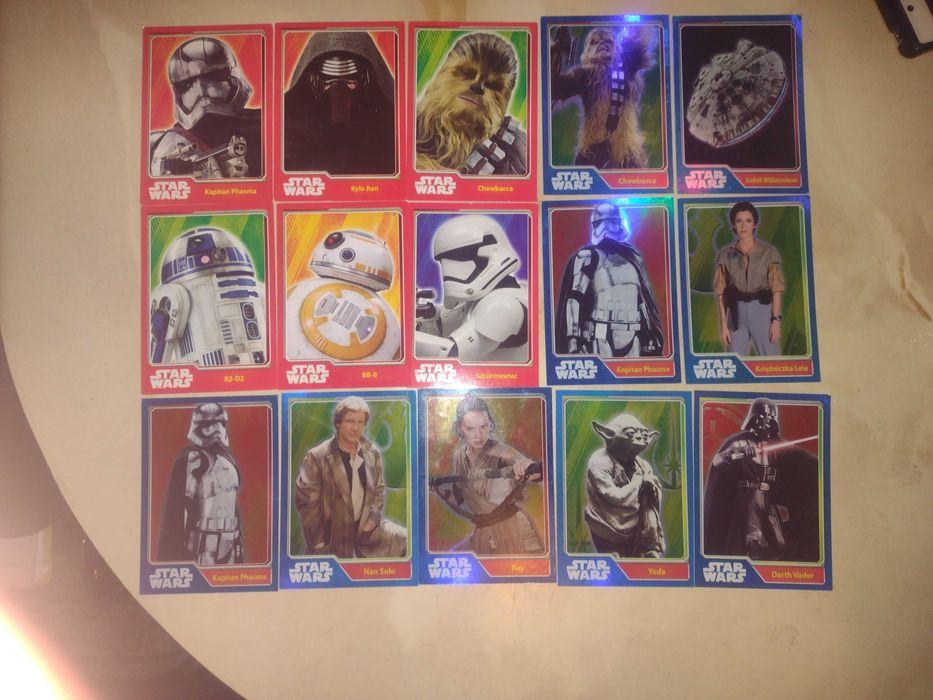 Star wars karty kolekcjonerskie Warszawa - image 1