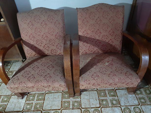 Conjunto de 3 sofás Vintage