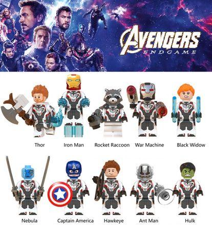 Bonecos / Minifiguras Super Heróis nº146 Marvel (compativeis com Lego)