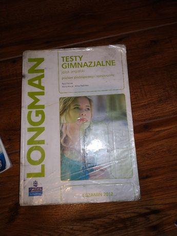 Longman testy gimnazjalne język angielski