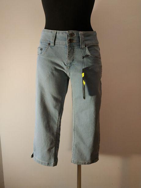 Nowe spodnie jeansowe duńskiej firmy Jensen M Po likwidacji sklepu!!!