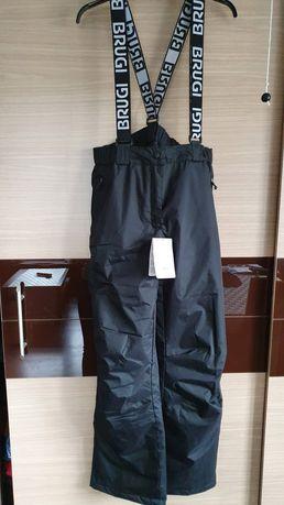Nowe damskie spodnie narciarskie Brugi xl