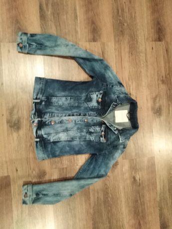 Katana jeansowa jeans XS cropp jak nowa
